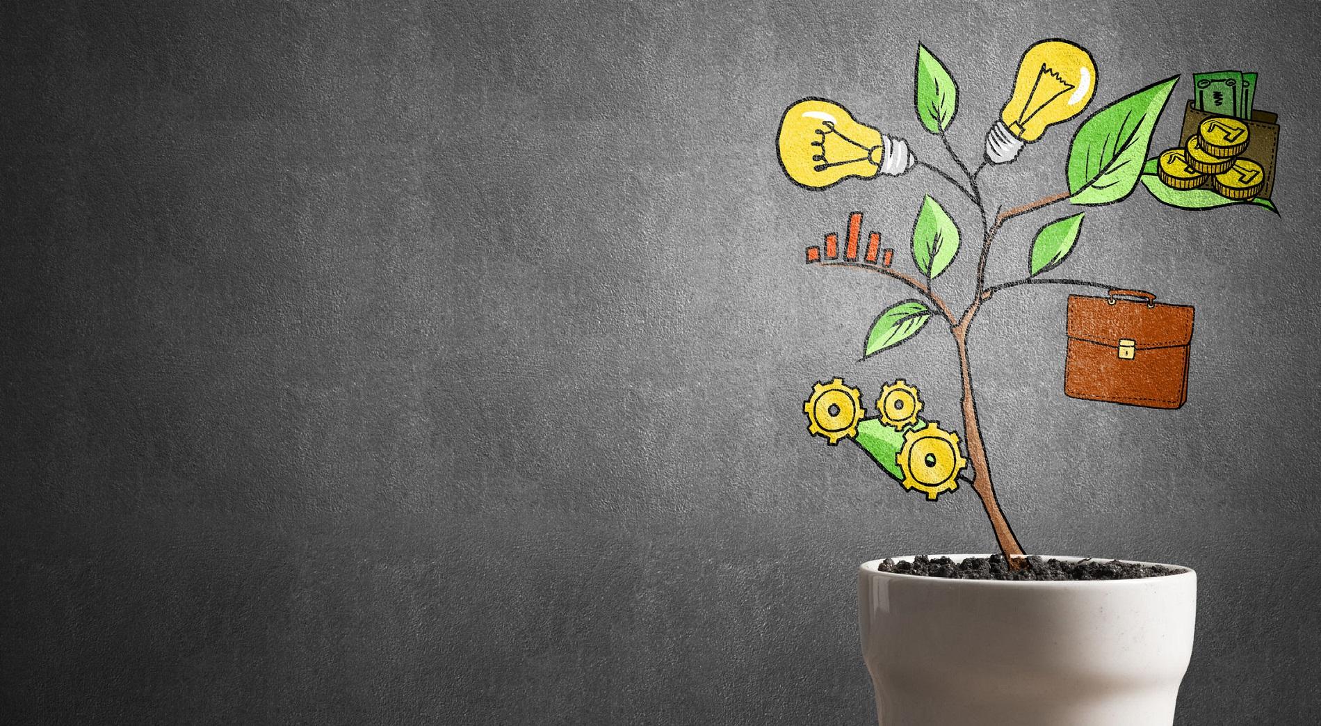 Idea, risorse e finanziamenti contribuiscono a un buon business plan