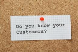 Conosci i tuoi clienti, funzioni d'uso, bisogni, CRM, soddisfazione, mercato