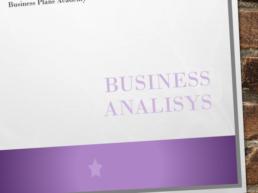Business analisis, analisi di settore