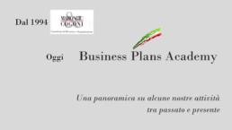 business plan academy