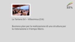 Business plan turismo Villasimius