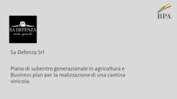 Successione in agricoltura
