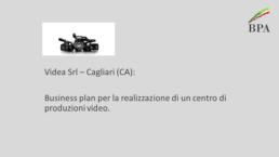 Centro produzioni video Business plan