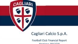 Competitor Report Cagliari Calcio, Company Report, Benchmark Report
